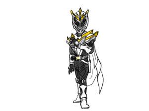 仮面ライダーファムのイラスト