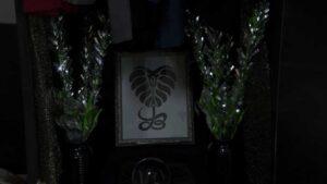 黒の菩提樹