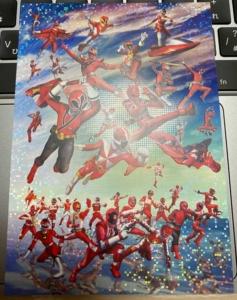 スーパーヒーロー戦記・来場特典