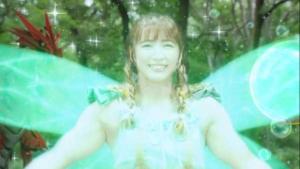 筋肉モリモリの妖精