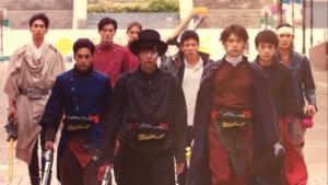 決戦前の剣士たち・仮面ライダーセイバー