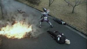 滅亡迅雷4人を破壊する仮面ライダー滅亡迅雷